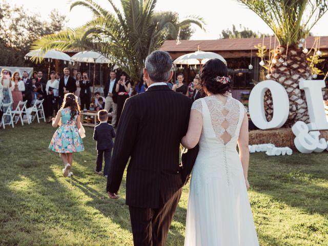 La boda de Óscar y Lorena en Riba-roja De Túria, Valencia 50