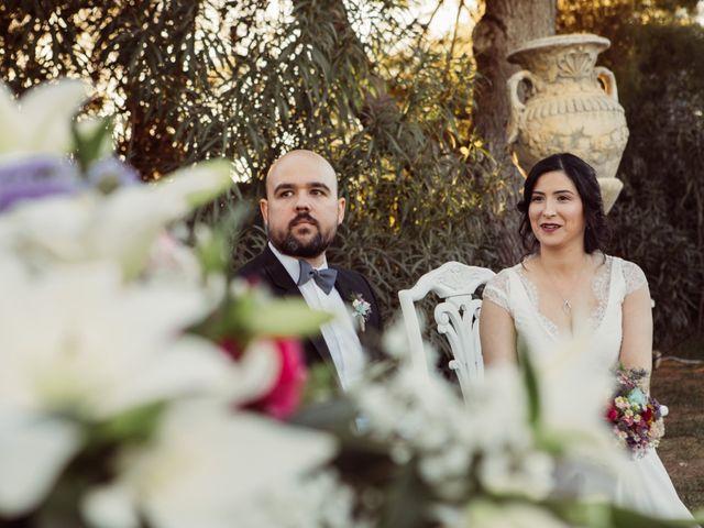 La boda de Óscar y Lorena en Riba-roja De Túria, Valencia 54