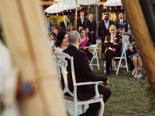 La boda de Óscar y Lorena en Riba-roja De Túria, Valencia 56