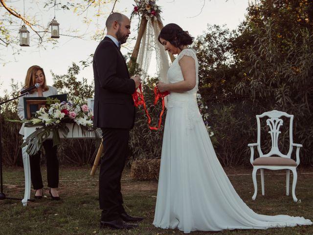 La boda de Óscar y Lorena en Riba-roja De Túria, Valencia 58
