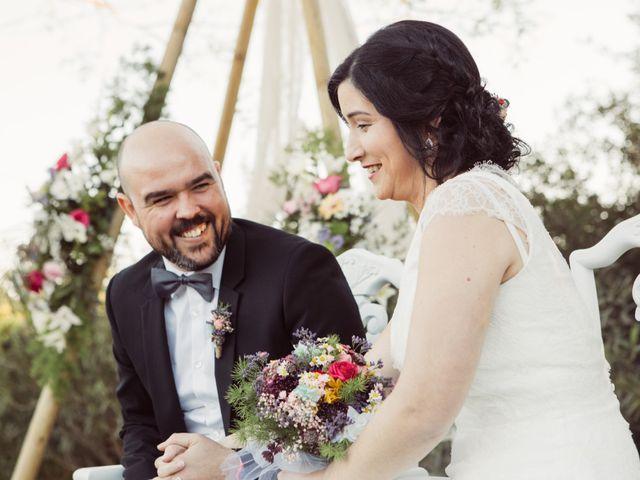 La boda de Óscar y Lorena en Riba-roja De Túria, Valencia 61