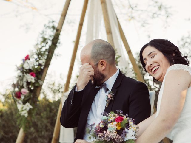 La boda de Óscar y Lorena en Riba-roja De Túria, Valencia 62