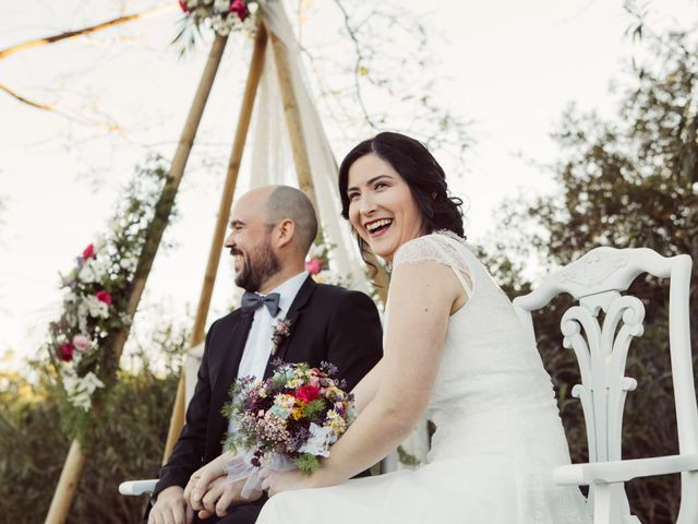 La boda de Óscar y Lorena en Riba-roja De Túria, Valencia 63