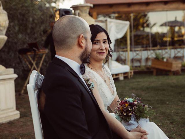 La boda de Óscar y Lorena en Riba-roja De Túria, Valencia 67