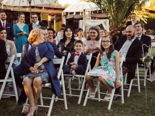 La boda de Óscar y Lorena en Riba-roja De Túria, Valencia 68