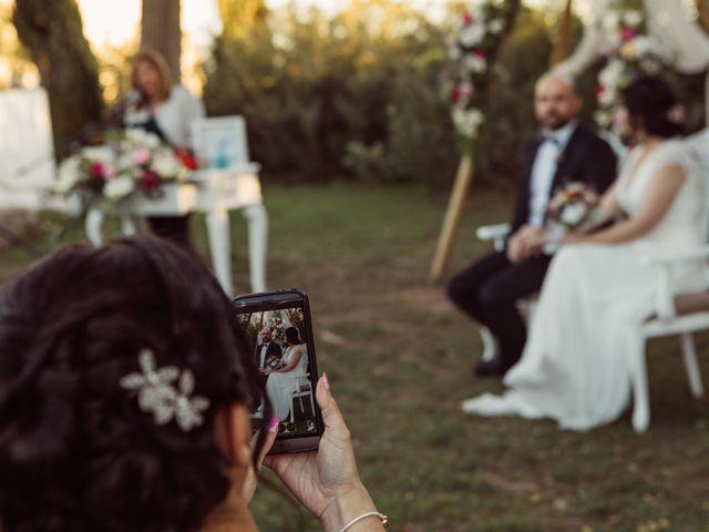 La boda de Óscar y Lorena en Riba-roja De Túria, Valencia 70