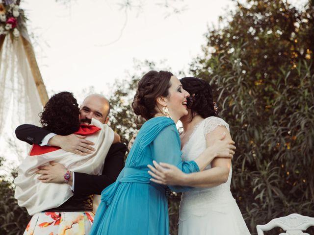 La boda de Óscar y Lorena en Riba-roja De Túria, Valencia 71
