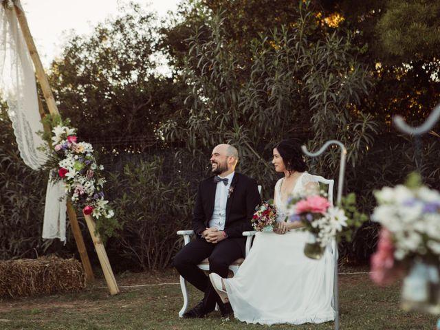 La boda de Óscar y Lorena en Riba-roja De Túria, Valencia 72