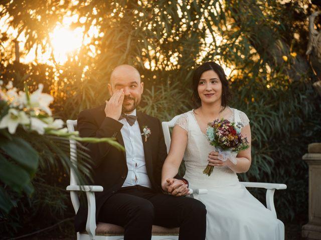La boda de Óscar y Lorena en Riba-roja De Túria, Valencia 73