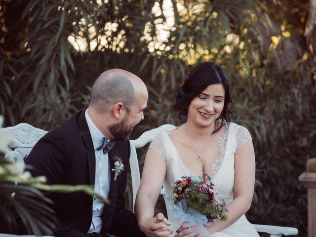La boda de Óscar y Lorena en Riba-roja De Túria, Valencia 74
