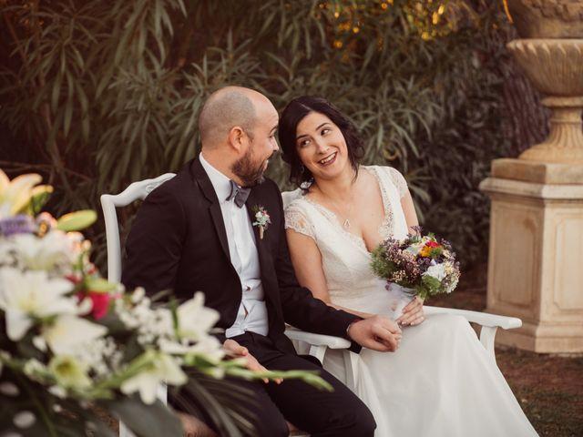 La boda de Óscar y Lorena en Riba-roja De Túria, Valencia 75