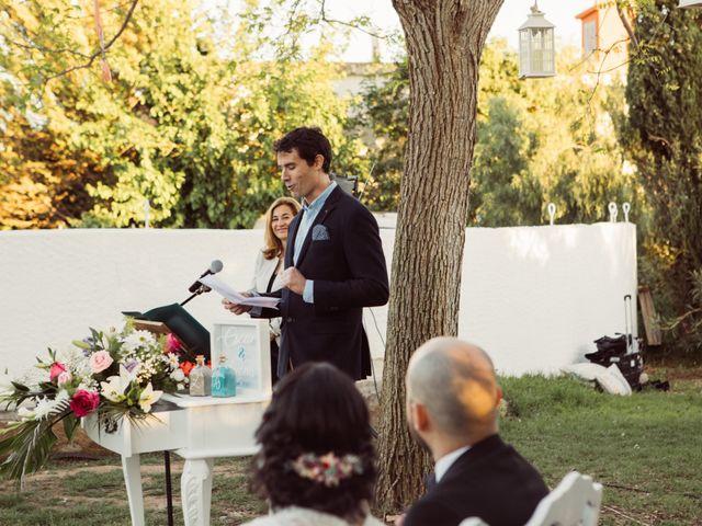 La boda de Óscar y Lorena en Riba-roja De Túria, Valencia 76