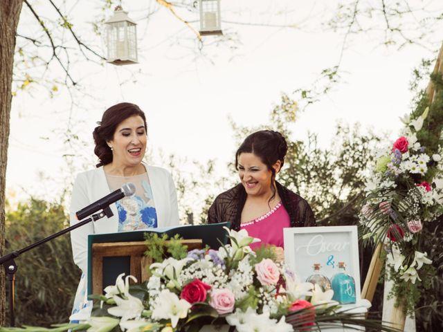 La boda de Óscar y Lorena en Riba-roja De Túria, Valencia 80