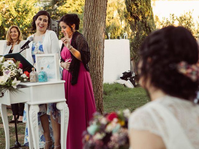 La boda de Óscar y Lorena en Riba-roja De Túria, Valencia 81