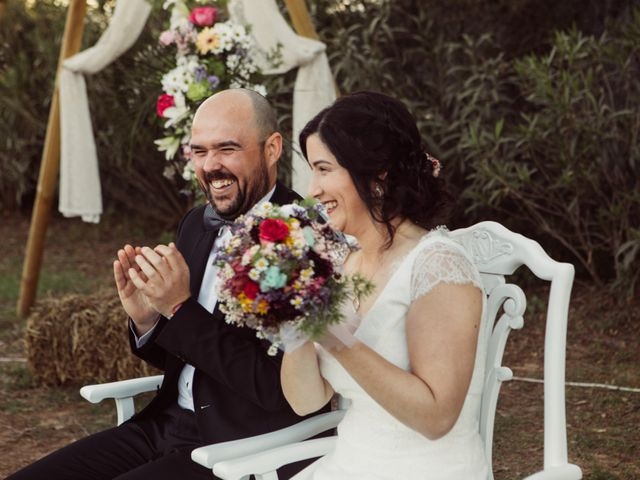 La boda de Óscar y Lorena en Riba-roja De Túria, Valencia 82