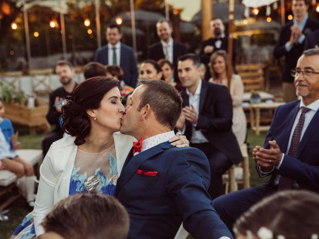 La boda de Óscar y Lorena en Riba-roja De Túria, Valencia 83
