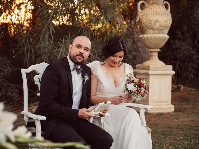 La boda de Óscar y Lorena en Riba-roja De Túria, Valencia 85
