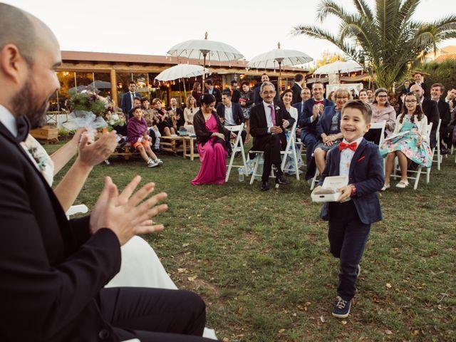 La boda de Óscar y Lorena en Riba-roja De Túria, Valencia 87