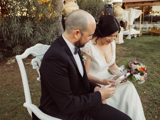 La boda de Óscar y Lorena en Riba-roja De Túria, Valencia 88