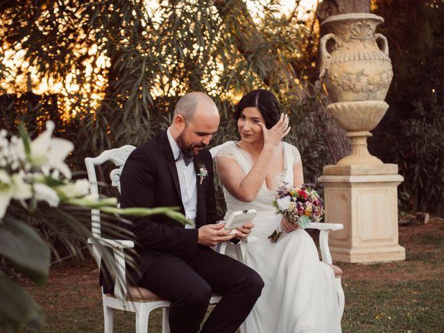La boda de Óscar y Lorena en Riba-roja De Túria, Valencia 89