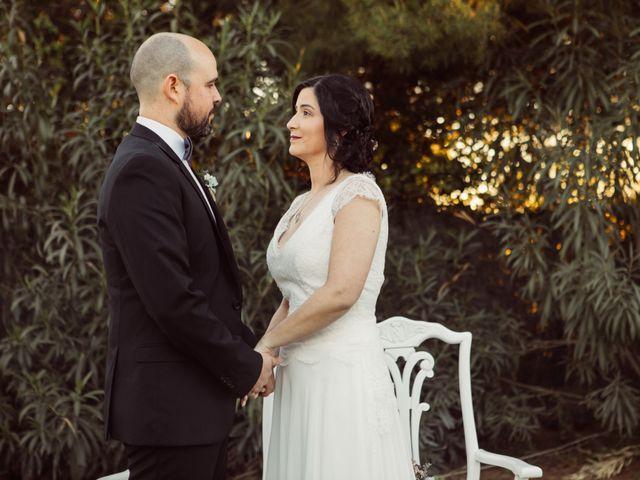 La boda de Óscar y Lorena en Riba-roja De Túria, Valencia 90