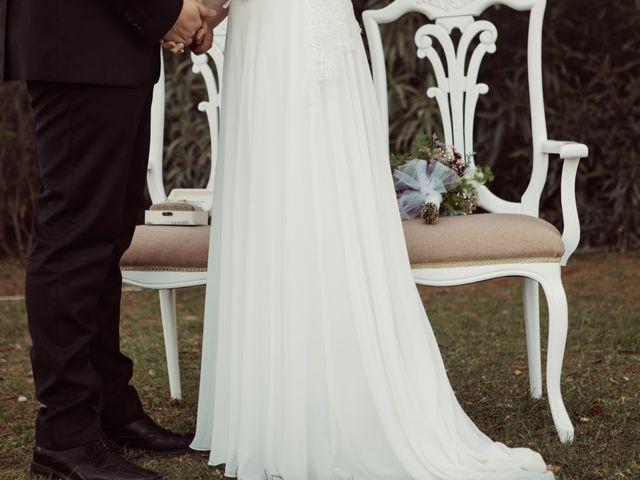 La boda de Óscar y Lorena en Riba-roja De Túria, Valencia 91