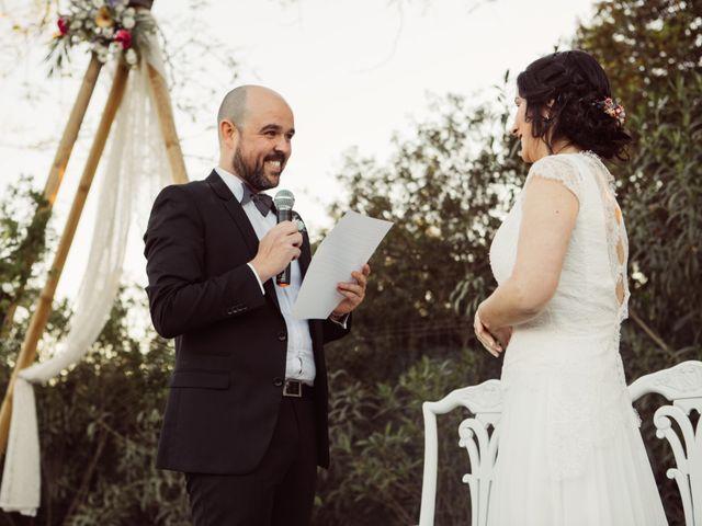 La boda de Óscar y Lorena en Riba-roja De Túria, Valencia 93