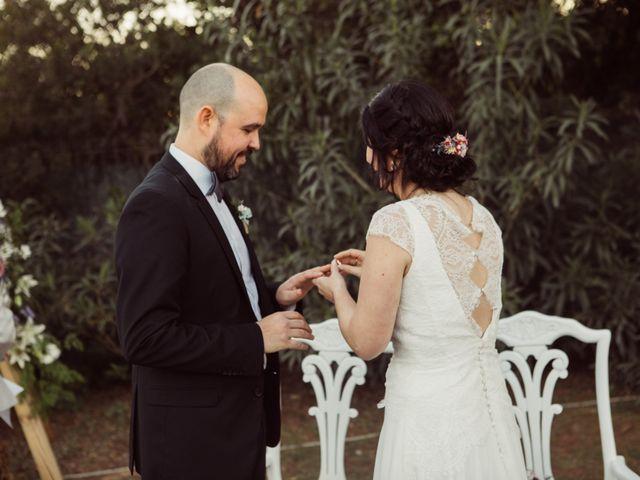 La boda de Óscar y Lorena en Riba-roja De Túria, Valencia 100