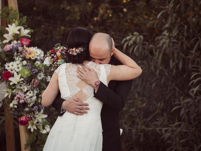 La boda de Óscar y Lorena en Riba-roja De Túria, Valencia 102