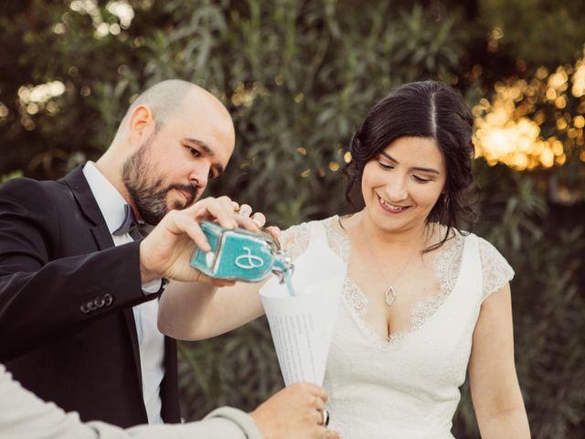 La boda de Óscar y Lorena en Riba-roja De Túria, Valencia 104