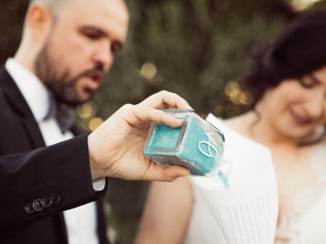 La boda de Óscar y Lorena en Riba-roja De Túria, Valencia 105