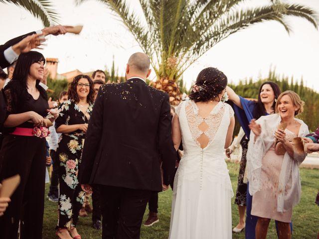 La boda de Óscar y Lorena en Riba-roja De Túria, Valencia 109