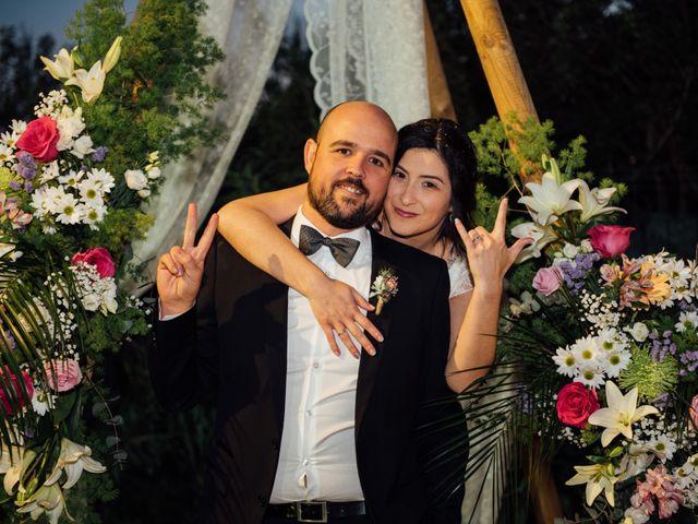 La boda de Óscar y Lorena en Riba-roja De Túria, Valencia 114