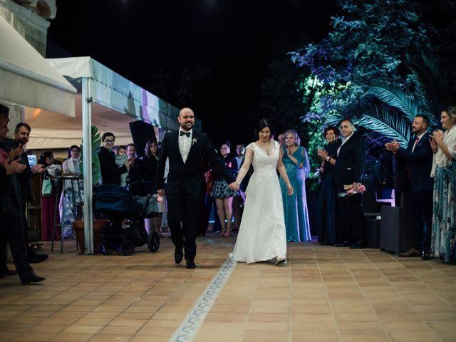 La boda de Óscar y Lorena en Riba-roja De Túria, Valencia 115