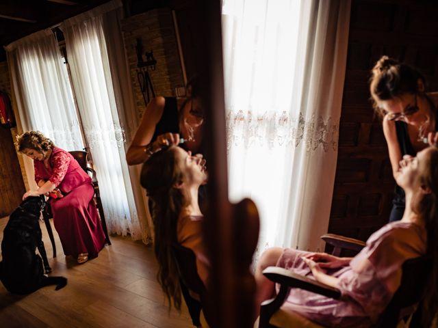 La boda de Gus y María en Saelices, Cuenca 4