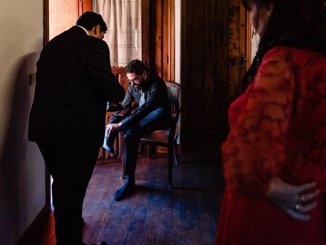 La boda de Gus y María en Saelices, Cuenca 8
