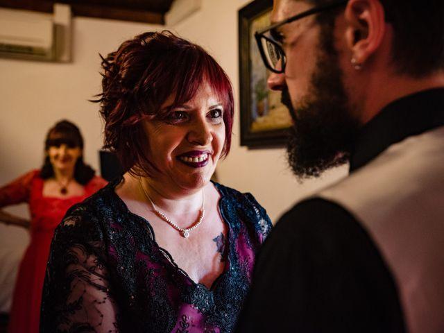La boda de Gus y María en Saelices, Cuenca 9