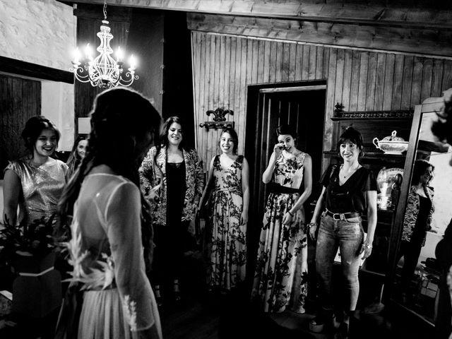 La boda de Gus y María en Saelices, Cuenca 11