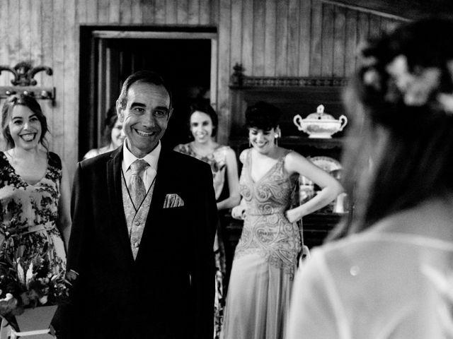 La boda de Gus y María en Saelices, Cuenca 13