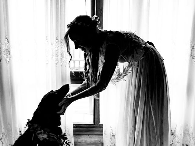 La boda de Gus y María en Saelices, Cuenca 14