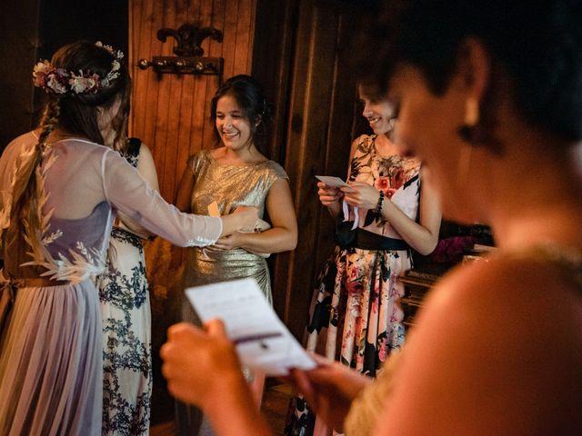 La boda de Gus y María en Saelices, Cuenca 15