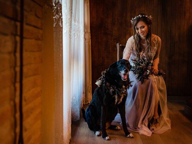 La boda de Gus y María en Saelices, Cuenca 16