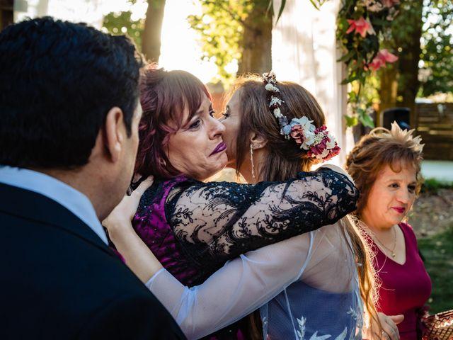 La boda de Gus y María en Saelices, Cuenca 20