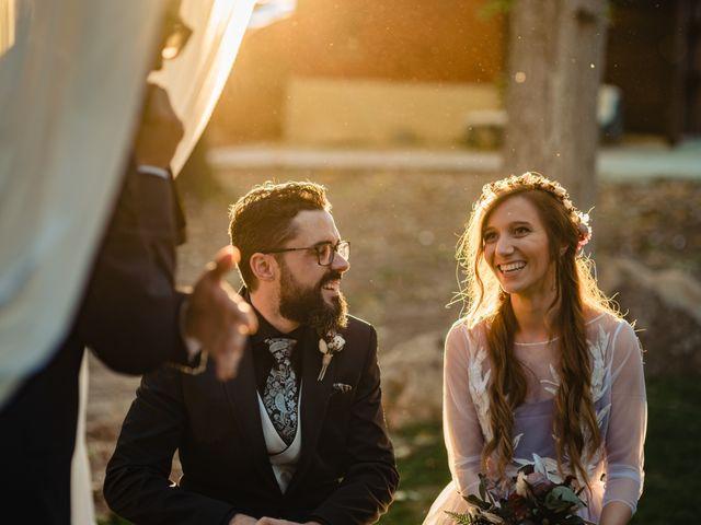 La boda de Gus y María en Saelices, Cuenca 22
