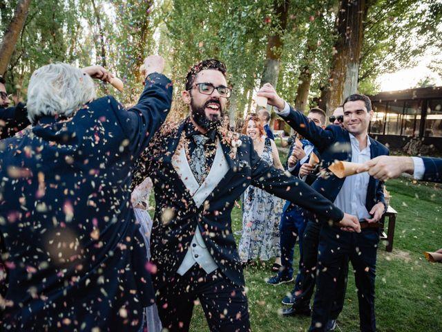 La boda de Gus y María en Saelices, Cuenca 26