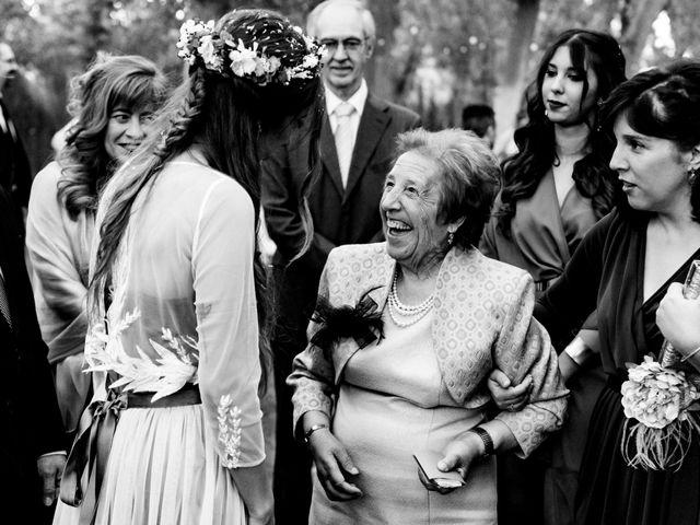 La boda de Gus y María en Saelices, Cuenca 27