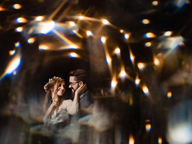 La boda de Gus y María en Saelices, Cuenca 28