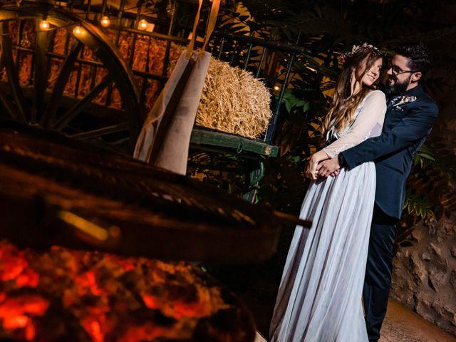 La boda de Gus y María en Saelices, Cuenca 29