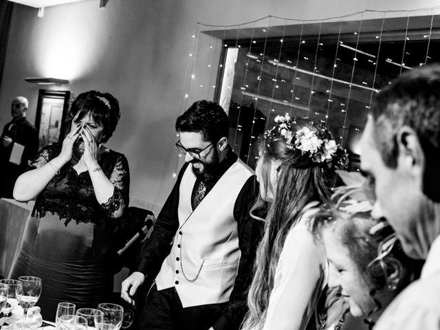 La boda de Gus y María en Saelices, Cuenca 31