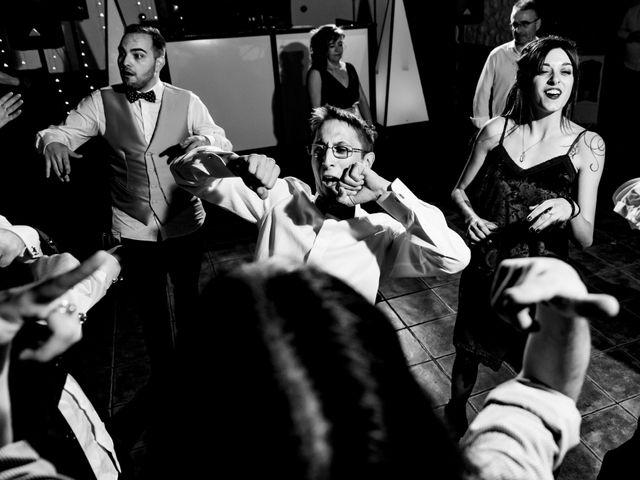 La boda de Gus y María en Saelices, Cuenca 37